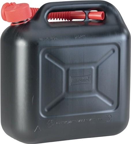 Kraftstoffkanister Transportkanister B164xH324mm Inhalt 10l Länge 333mm schwarz