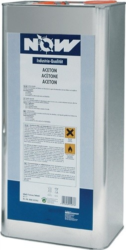 Aceton 6l Kanister z.Entfetten NOW