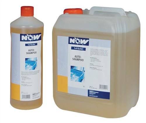 Autoshampoo 5l Flasche Dosierung 1:20 NOW