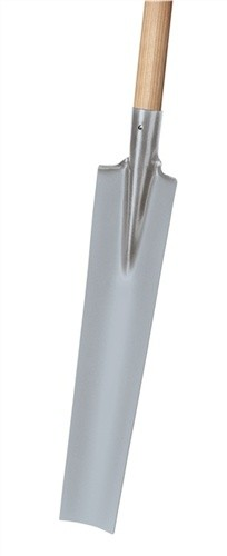 Drainierspaten GLORIA Blattmaß 550x125/90mm Größe 2