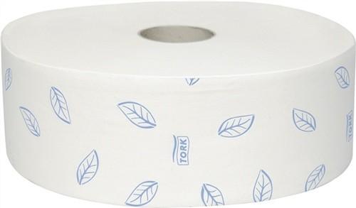 Toilettenpapier 2lagig Tork Tissue Großrolle L.360xB.100mm weiß 6RL./VE