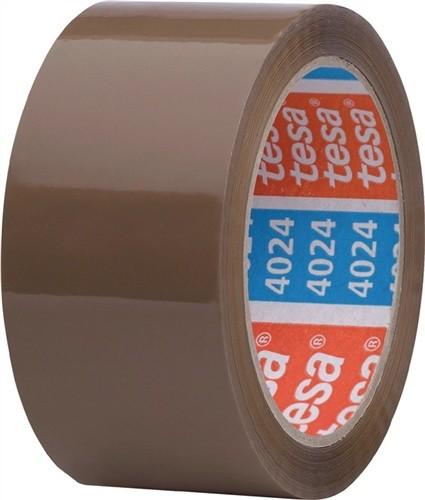 Verpackungsklebeband Länge 66m Breite 50mm transparent PP-Folie