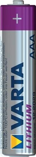 Spezialbatterie 1,5V Micro 1100mAh 6103 44,5x10,5mm Lithium Varta