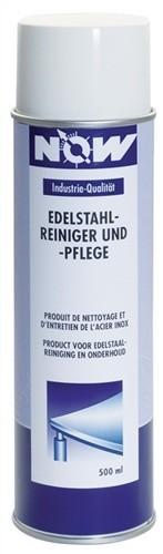 Edelstahlreiniger 500ml Spray NOW