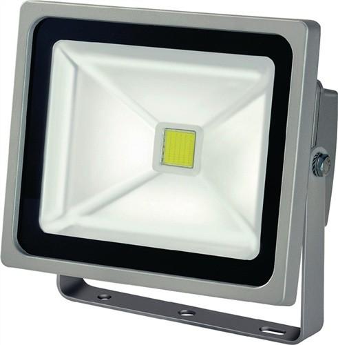 Chip-LED Leuchte 30W f. Wandmontage IP65 2100lm Alum.-Druckguss