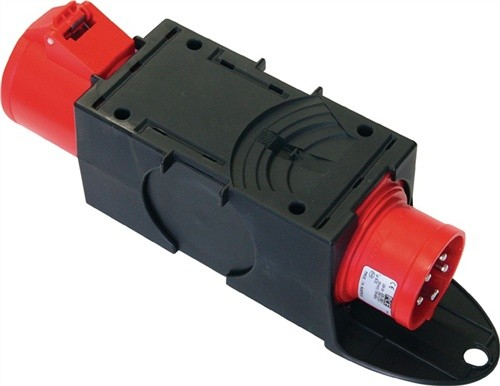 CEE-Adapter IP44 16/32A CEE-Stecker CEE-Kupplung 400V 6h 5polig