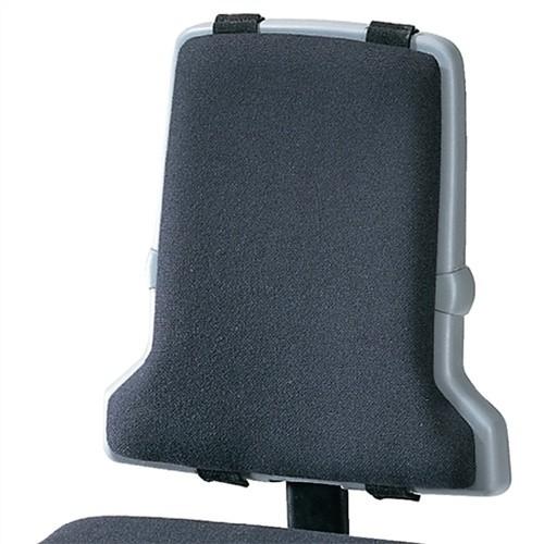 Textilpolster Sintec blau f.Arbeitsdrehstuhl f.Sitz u.Rückenlehne BIMOS