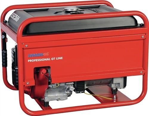 Stromerzeuger ESE506DHS-GTsynchron/5,4kVA/4,3kW/1x230/1x400V/Benzin/Honda GX270