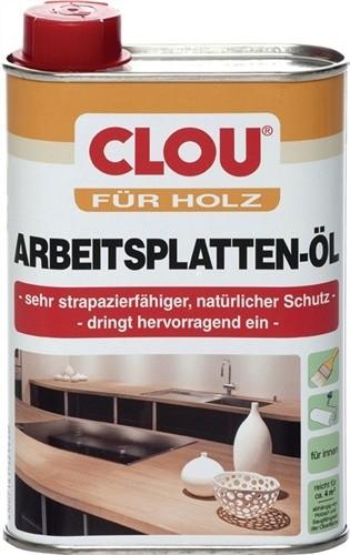 Arbeitsplatten-Öl 250ml farblos