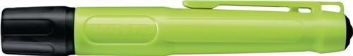 Taschenlampe PX3 L.1154mm Leucht-W.50m 30lm EX gelb LED wasserdicht Parat