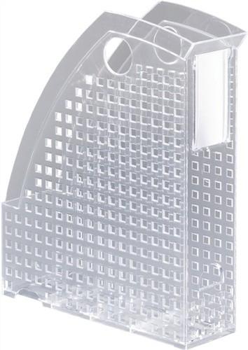 Stehsammler transparent, f.Format DIN A4 B74xT244xH305 mm