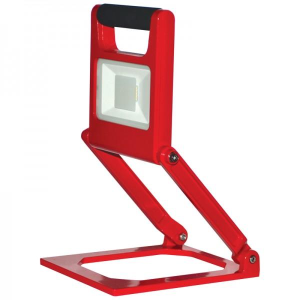 LED-Arbeitsleuchte mit Akku, 10 Watt