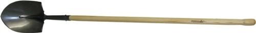 Spatenschaufel Blattmaß 210 x 280 mm mit 1300 mm Eschenstiel Gewicht 2000 g