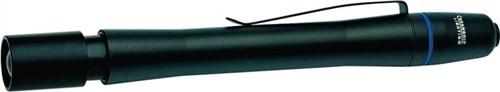 LED Taschenlampe 1W LED m. Fokusfkt.100Lumen bis zu 4h inkl. 2xAAA Batterien1,5V