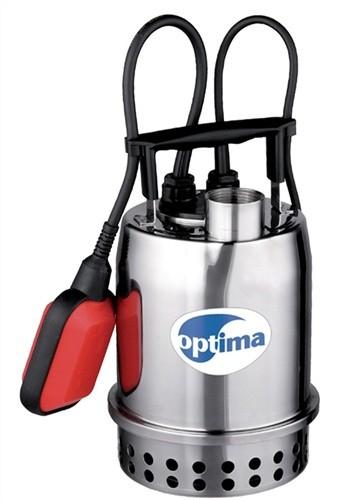 Tauchpumpe Optima-MA 9000l/h / Förderhöhe 7,5m / 230V / Schwimmerschalter