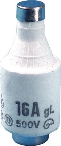 Sicherungseinsatz 20A Diazed E27 500V träge E27/DTII