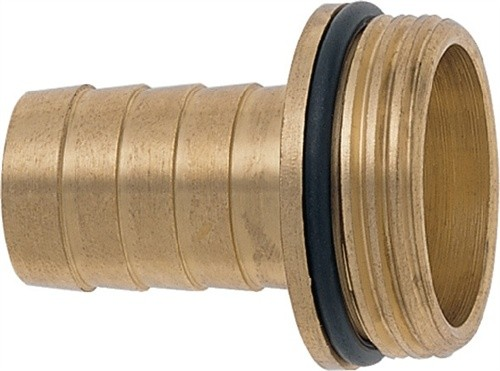 Geka 1/3 Verschraubung m. O-Ring AG 3/4 13mm