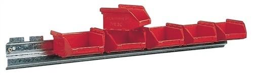 Lagerkästenset rot MK5 L.160/140mm B.100/95mm H.75mm 6er Set