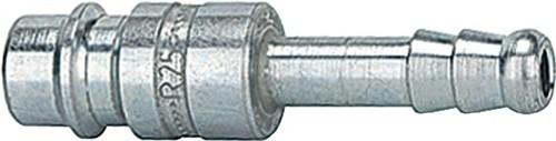 Einstecktülle Stahl gehärtet, verzinkt, NW 7,2 - NW 7,8 / LW 6