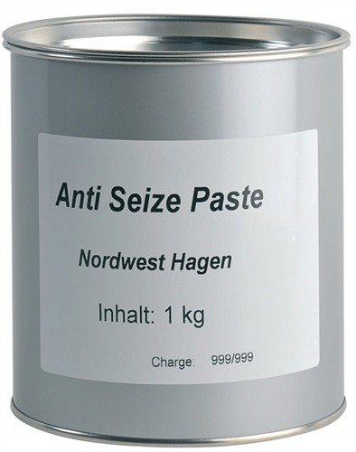Antiseize Paste 1kg Dose -30/b.1150GradC langanhaltend