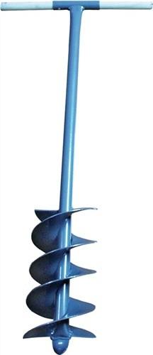 Erdlochbohrer Gesamtlänge 112cm Durchmesser 150mm