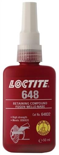 Fügekleber Univ. 5ml 648 i.Flasche LOCTITE