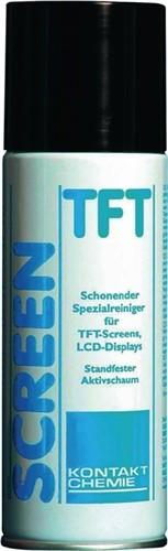 Bildschirmreiniger CRC 200ml Screen TFT Spezialschaum