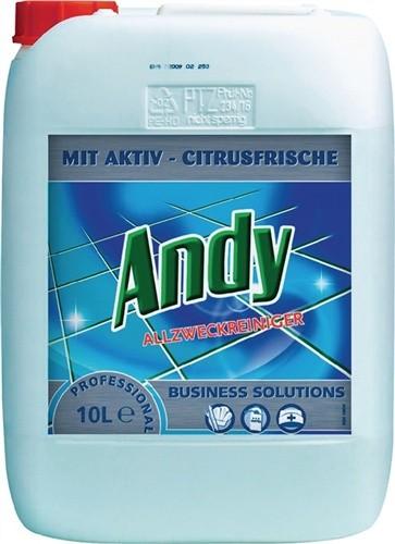 Allzweckreiniger Andy Citrus 10l Kanister