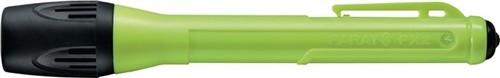 Taschenlampe PX2 L.143mm Leucht-W.25m 20lm EX gelb LED wasserdicht Parat