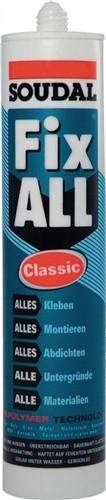 Fix All Classic 1K-Kleb-/Dichtstoff Weiß 290ml nass in nass seewasserfest